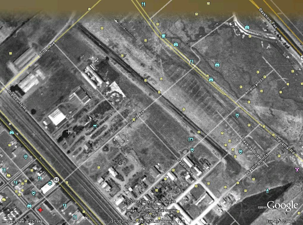 History of Airports in San Carlos - San Carlos Airport