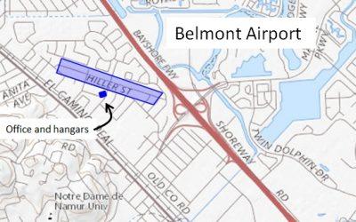 Belmont Airport