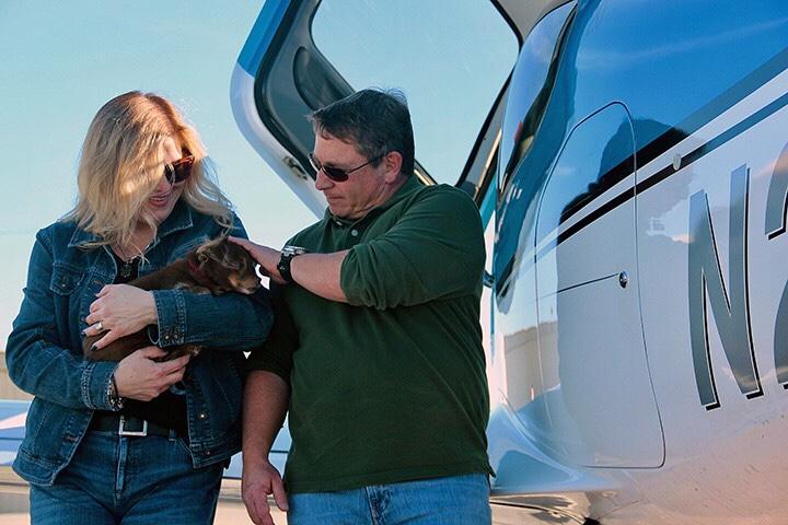 San Carlos Pilots Provide Free Community Service