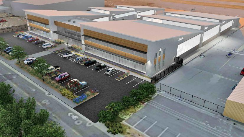 Skyway Center Development Approved