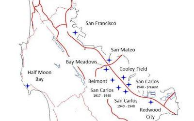 Historic San Mateo County Airports