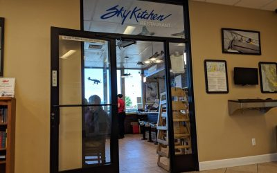 Sky Kitchen is Open for Takeout